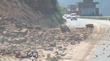 earthquakes in southwestern China