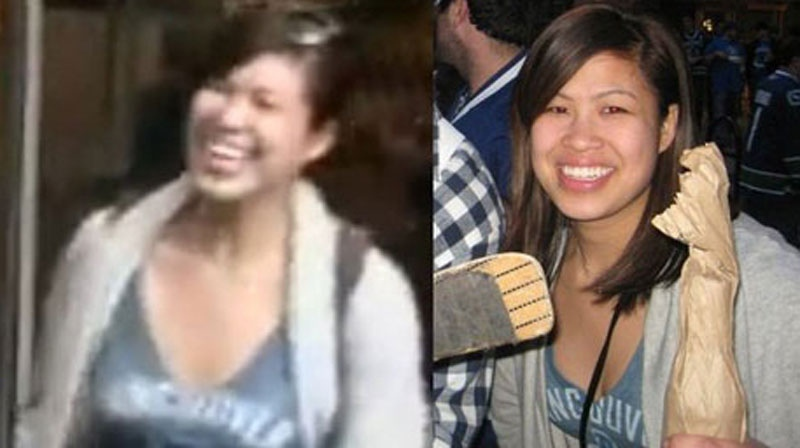 Stanley Cup rioter Camille Cacnio was given a suspended sentence for her role in the June 15, 2012 melee. (CTV)