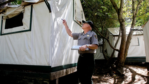More Yosemite visitors warned of virus
