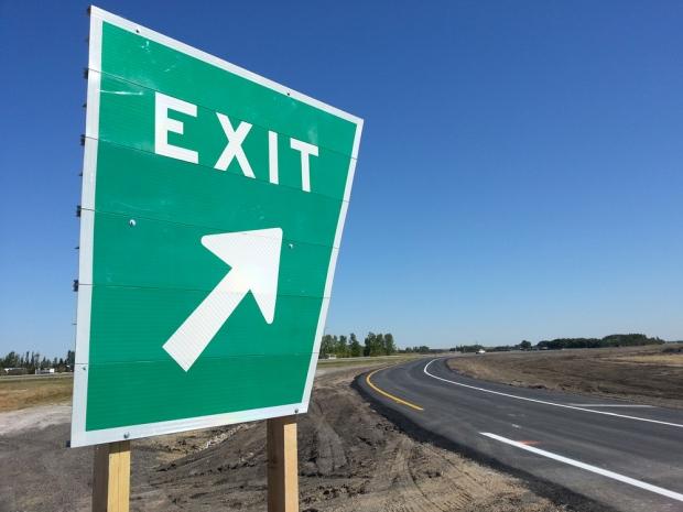 Highway 1 ramps