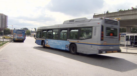 Coast Mountain Bus Company will suspend an employee for using his cell phone while driving.