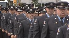 Ottawa Firefighters Memorial
