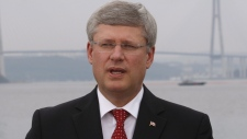 Prime Minister, Stephen Harper, APEC Summit, Vladivostok, Russia