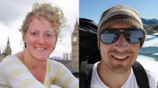 Rachael Bagnall and Jonathan Jette have been missing since they left on a hike near Pemberton, B.C., on Sept. 4, 2010.