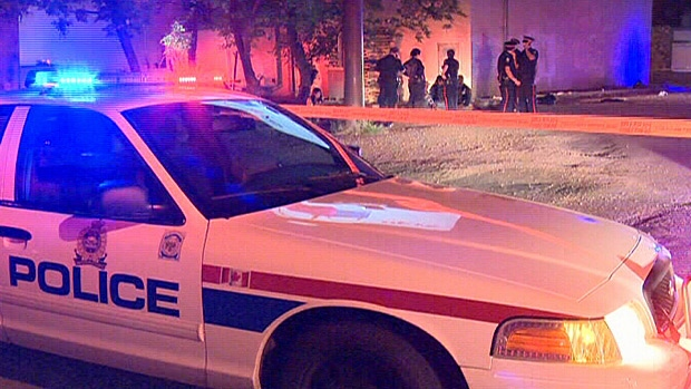 Police investigate the city's latest homicide - after a man died in hospital after being stabbed overnight.