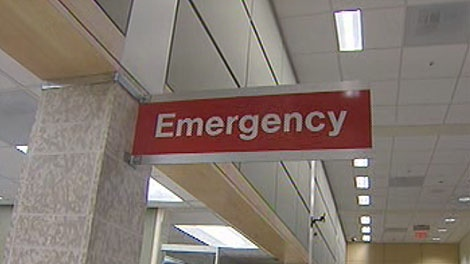 Emergency room; emergency