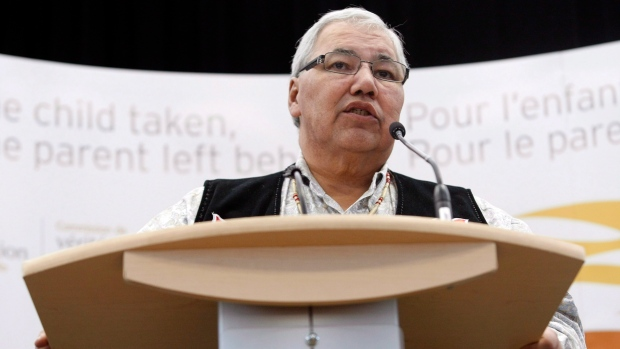 The Honourable Justice Murray Sinclair