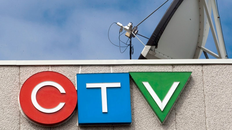 The Montreal CTV offices are seen on Friday, Sept. 10, 2010. (Ryan Remiorz / THE CANADIAN PRESS)