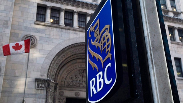 RBC dealing with online and mobile banking service