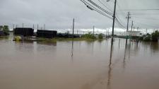 Truro flood