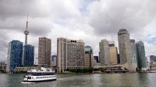 Toronto temperature breaks record