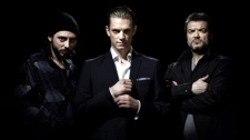 "From left, Swedish stars Matias Padin, Joel Kinnaman and Dragomir Mrsic in Daniel Espinosa's ""Snabba Cash"" (Easy Money)."