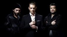 "From left, Swedish stars Matias Padin, Joel Kinnaman and Dragomir Mrsic in Daniel Espinosa's ""Snabba Cash"" (Easy Money)."