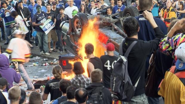 Williams rioter