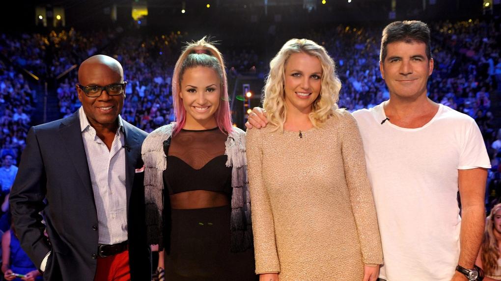 Simon Cowell Says Britney Spears Inspires Fear On X Factor Ctv News