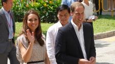 William and Kate royal succession legislation