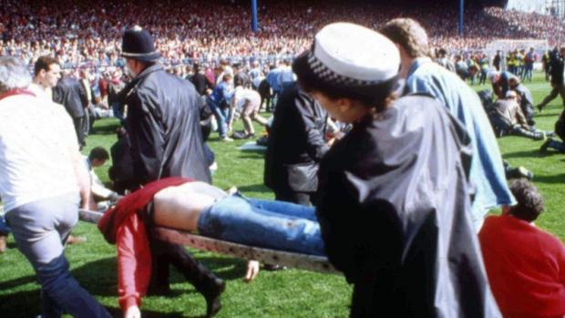 hillsborough incident