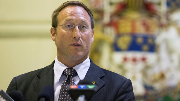 On Monday, the Globe and Mail reported that Canada also has a secret metadata surveillance program that was renewed by Defence Minister Peter MacKay in 2011 after first being brought in by the former Liberal government in 2005. (Geoff Robins / THE CANADIAN PRESS)