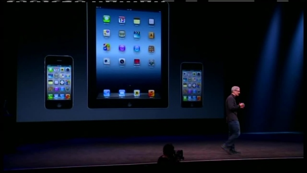 Extended: Apple unveils new iPhone 5