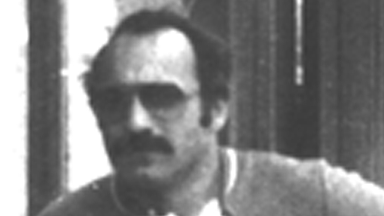 New York undercover police Joe Pistone, seen here in an old FBI photo, was immortalized in a blockbuster film called Donnie Brasco.