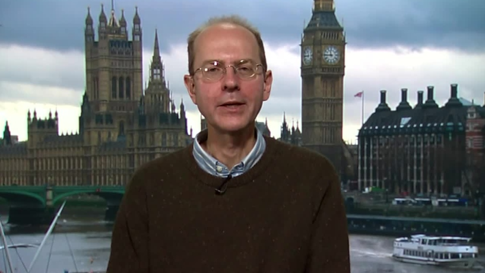 Michael Ibsen appears on Canada AM, Thursday, Sept. 13, 2012.