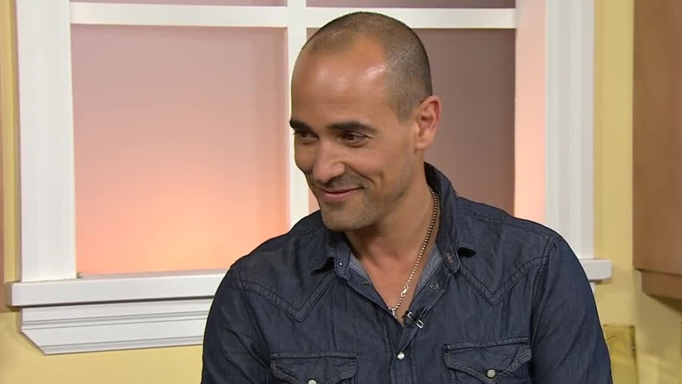 David Rocco creates one-pot dinners on Canada AM on Sept. 13, 2012.