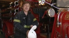 Retired Ottawa firefighter Georges Potvin has built a museum to honour his proud profession.