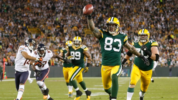 Packers Score On Fake Field Goal In Victory Over Bears