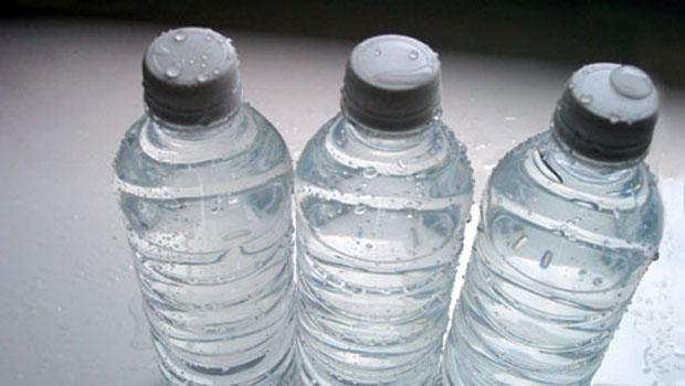 The study found signs of plastic in 93 per cent of bottled water samples.