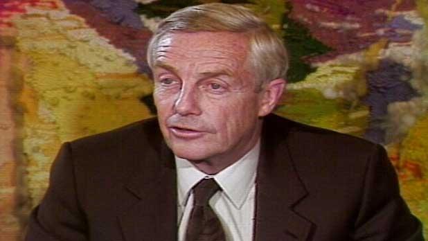 Peter Lougheed, Former Alberta Premier, the Honourable E. Peter Lougheed