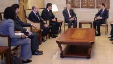 Syria, SANA, Bashar, Assad