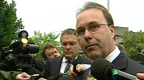 Marc Bellemare, Quebec's former justice minister, says lawyers have targeted him with unfair attacks since the Bastarache Commission began three weeks ago. (Thursday, September 16, 2010)