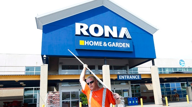 Rona Building Supplies Toronto