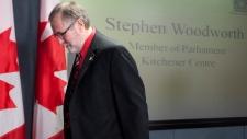 Stephen Woodworth