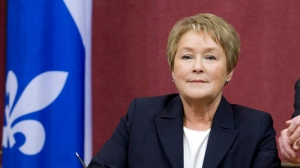 Quebec Premier Pauline Marois says she has made an effort to reassure multinational corporations concerned about the policies of her Parti Quebecois government.