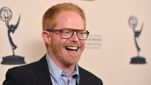 Jesse Tyler Ferguson in Los Anegels on Aug. 20, 2012.