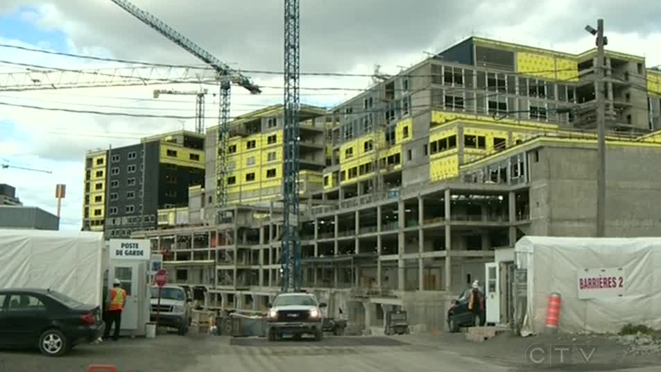 UPAC is investigating corurption at the MUHC superhospital