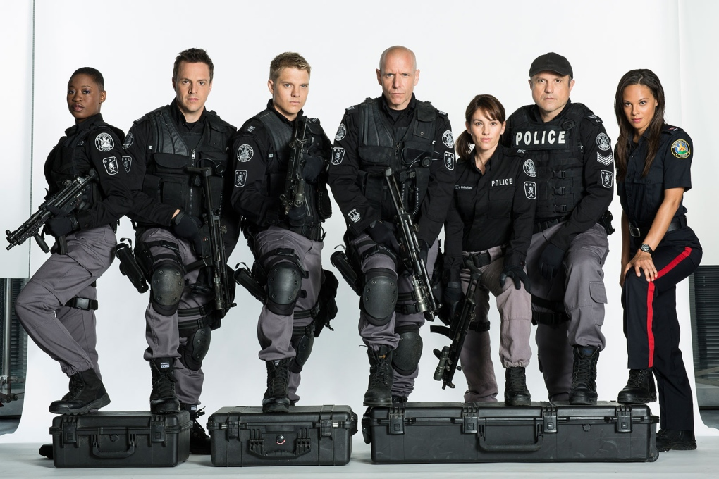 Flashpoint nominated for Screen Award
