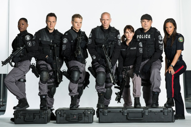 CTV's hit show 'Flashpoint' is among the Canadian Screen Awards nominees.