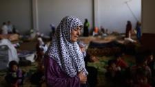 Syrain refugee
