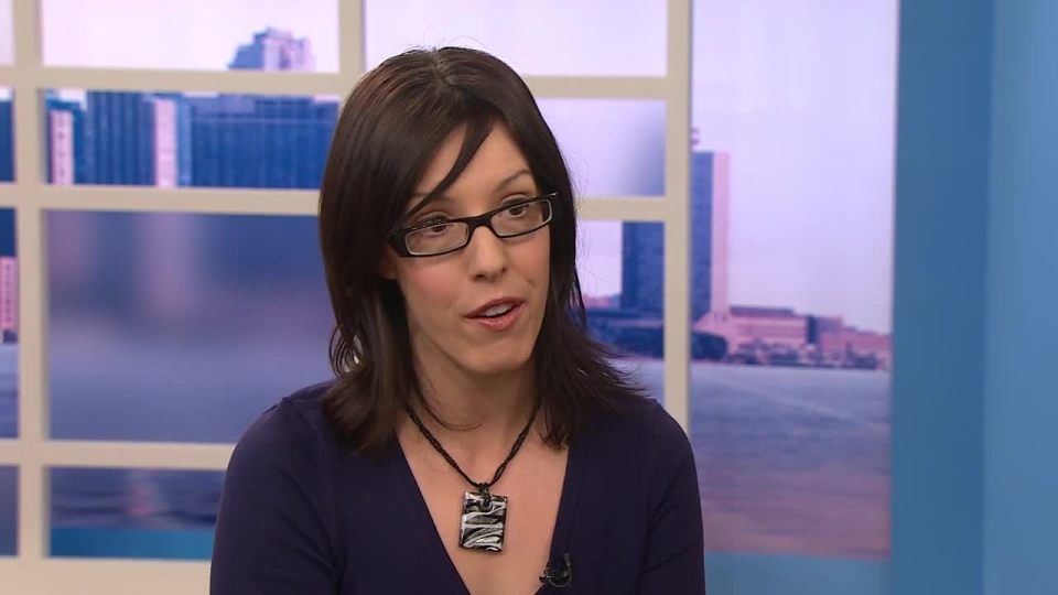 Freelance writer Julie M. Green speaks with CTV's Canada AM on Wednesday, Sept. 19, 2012.