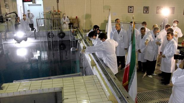 Iran, Tehran, nuclear