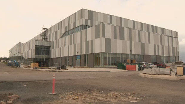 The Dalhousie Tigers women's hockey team has adopted the brand new Central Nova Scotia Civic Centre in Truro as its new home rink.