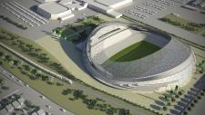 Stadium concept design