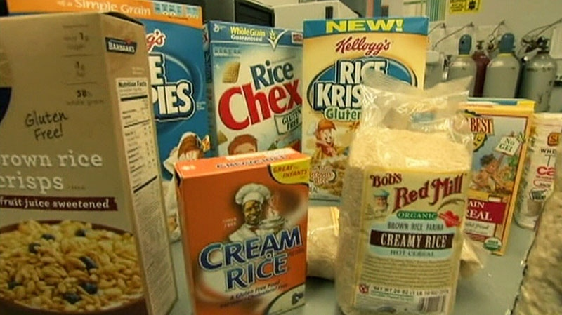 "Concern is being raised about arsenic levels in rice after a consumer magazine discovered ""troubling"" amounts of the potential toxin in more than 200 samples of rice and rice products."
