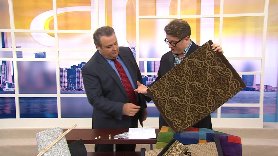 Canada AM: Karl Lohnes on carpet runners