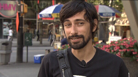 A proposal for another separated bike lane in downtown Vancouver is causing controversy. Sept 21, 2010. (CTV)