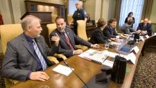 PQ cabinet meeting