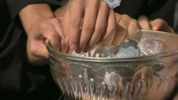 CTV Montreal: Stanley Cup comes to St. Jerome