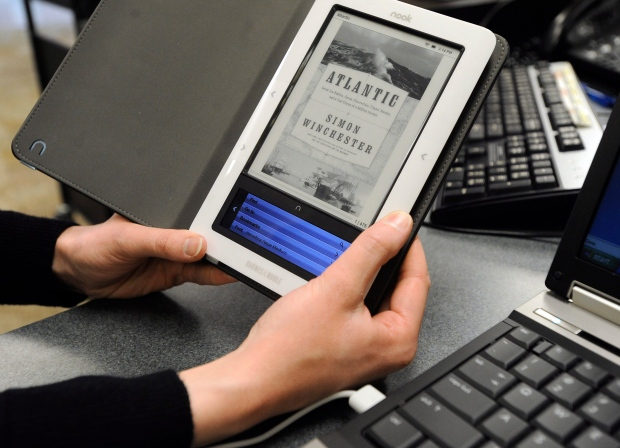 The majority of Americans read print and not digital